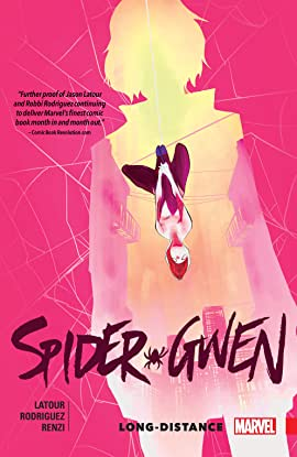 Spider-Gwen Vol. 3: Long-Distance
