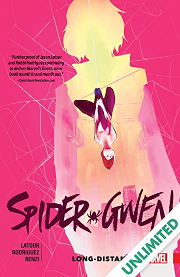 Spider-Gwen Vol. 3: Long-Distance
