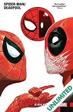 Spider-Man/Deadpool Vol. 2: Side Pieces