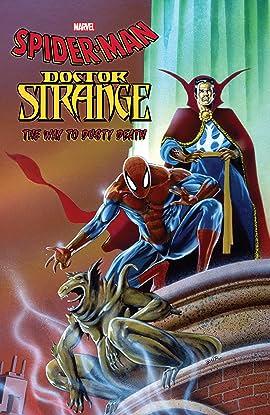 Spider-Man/Doctor Strange: The Way To Dusty Death
