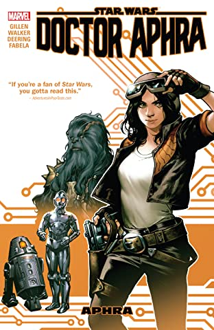 Star Wars: Doctor Aphra Tome 1: Aphra
