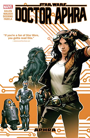 Star Wars: Doctor Aphra Vol. 1: Aphra
