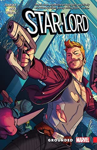 Star-Lord: Grounded