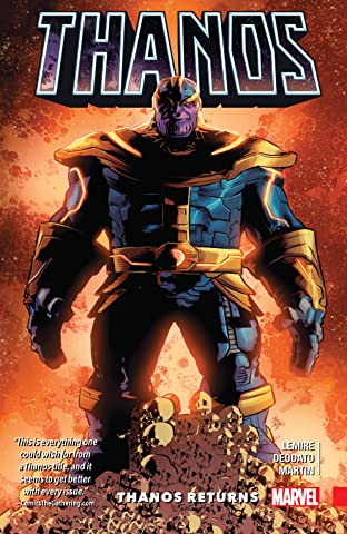 Thanos Tome 1: Thanos Returns