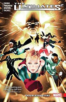 Ultimates 2 Vol. 1: Troubleshooters