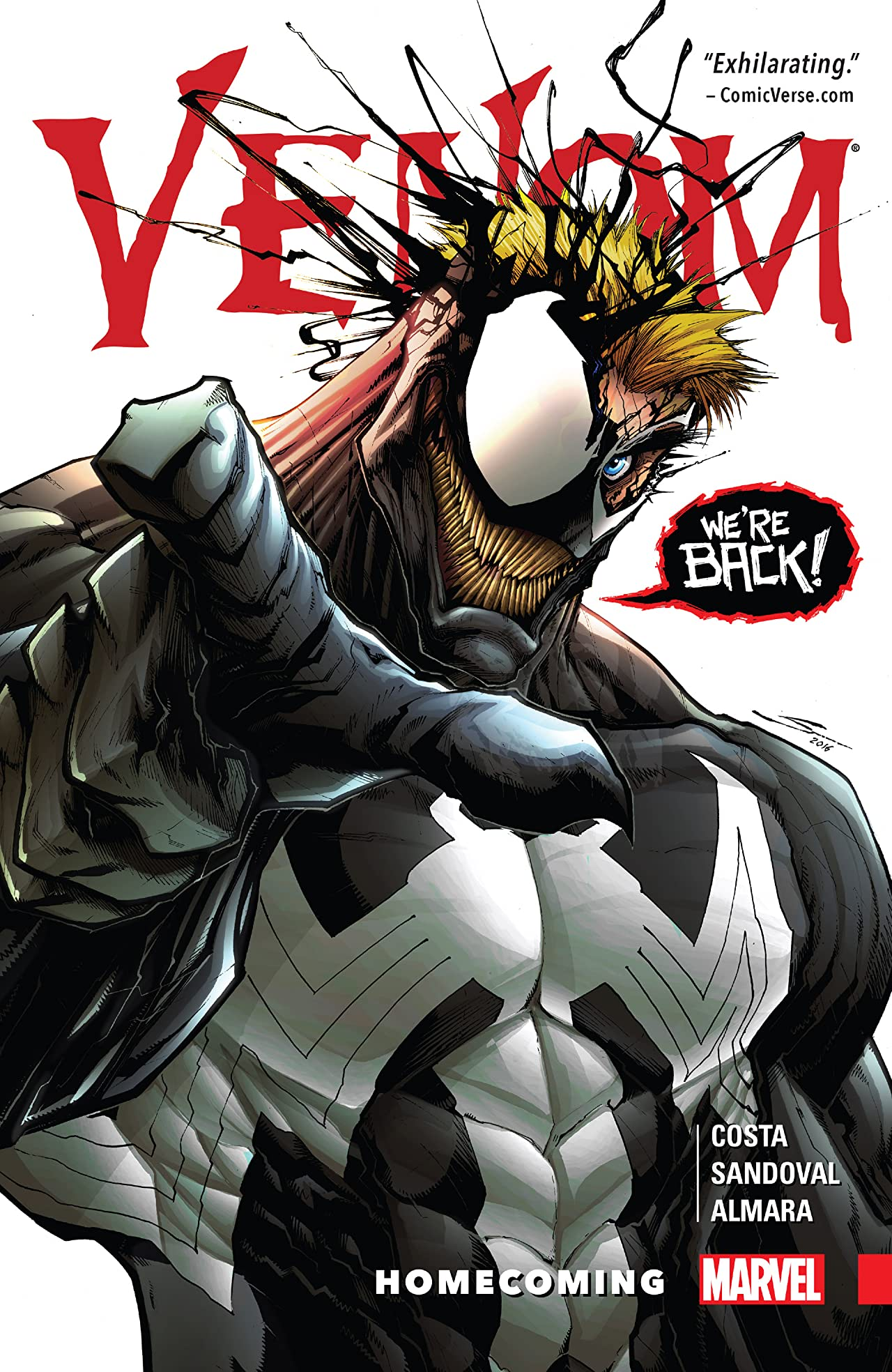 Venom Vol. 1: Homecoming