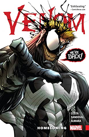 Venom Tome 1: Homecoming