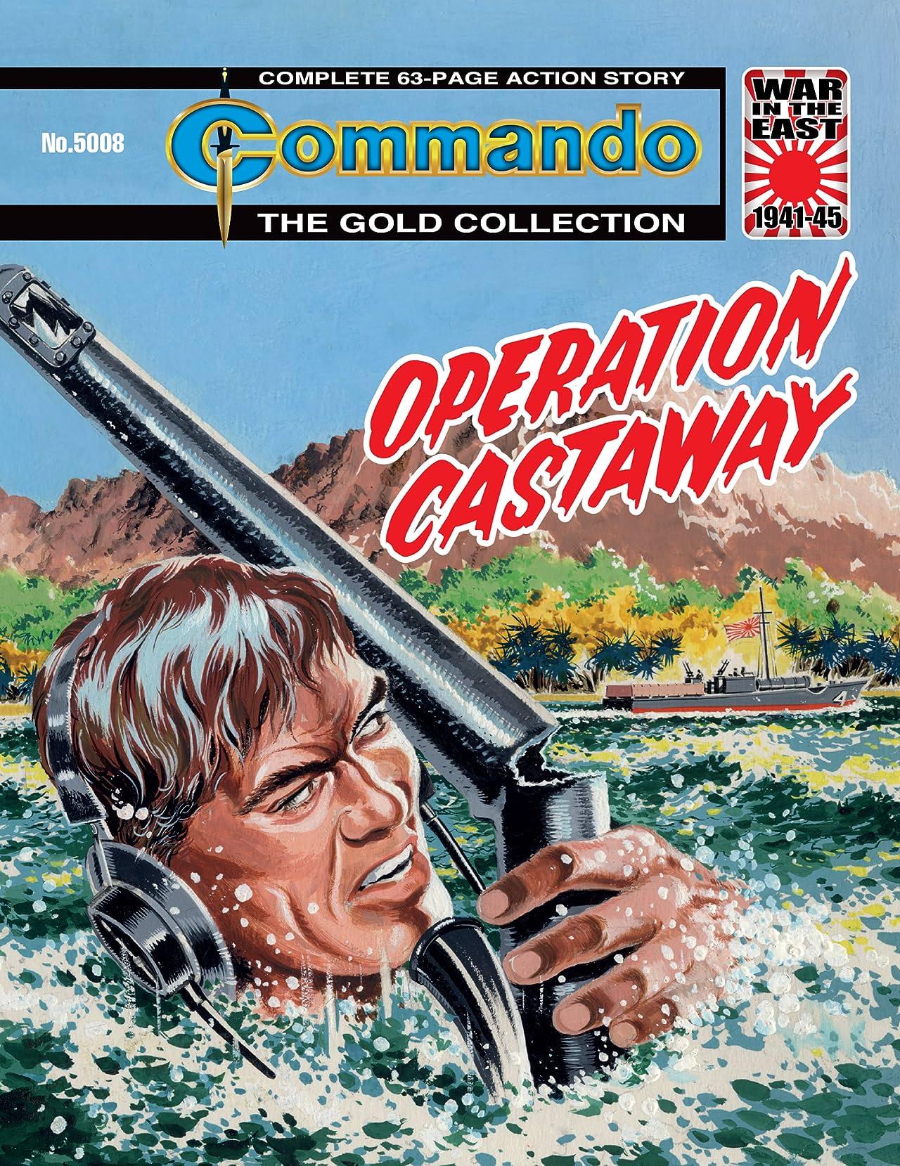 Commando #5008: Operation Castaway