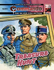 Commando #5010: Treasure Hunt