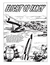 Commando #5011: Flight Of Fancy