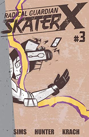 Radical Guardian Skater X No.3