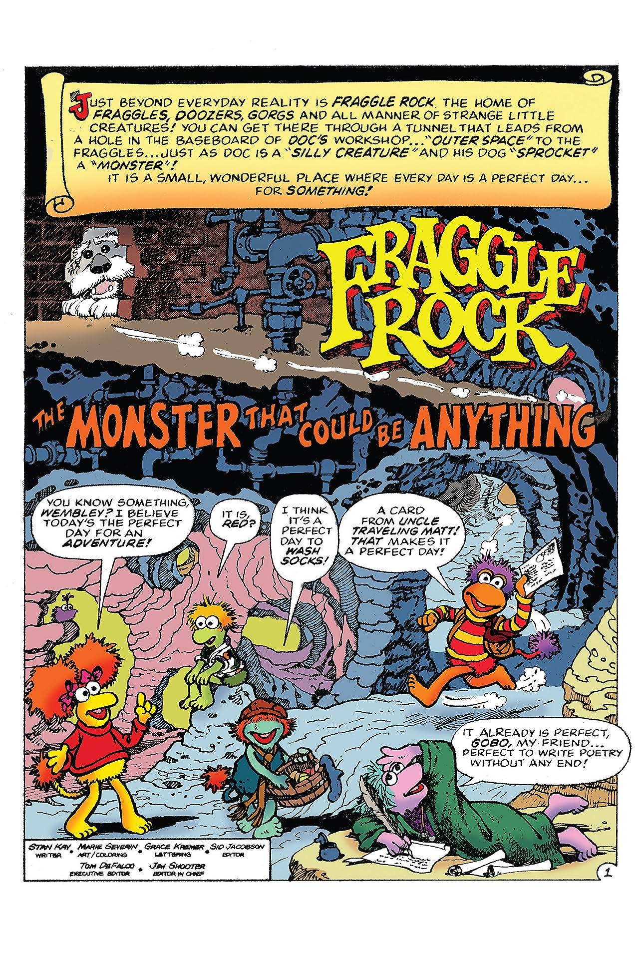 Jim Henson's Fraggle Rock Classics Vol. 1 #3