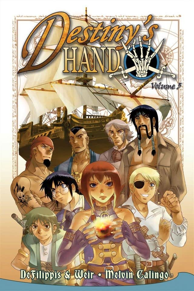 Destiny's Hand Vol. 3