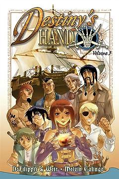 Destiny's Hand Tome 3