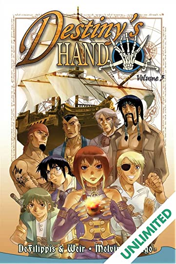 Destiny's Hand Vol. 3