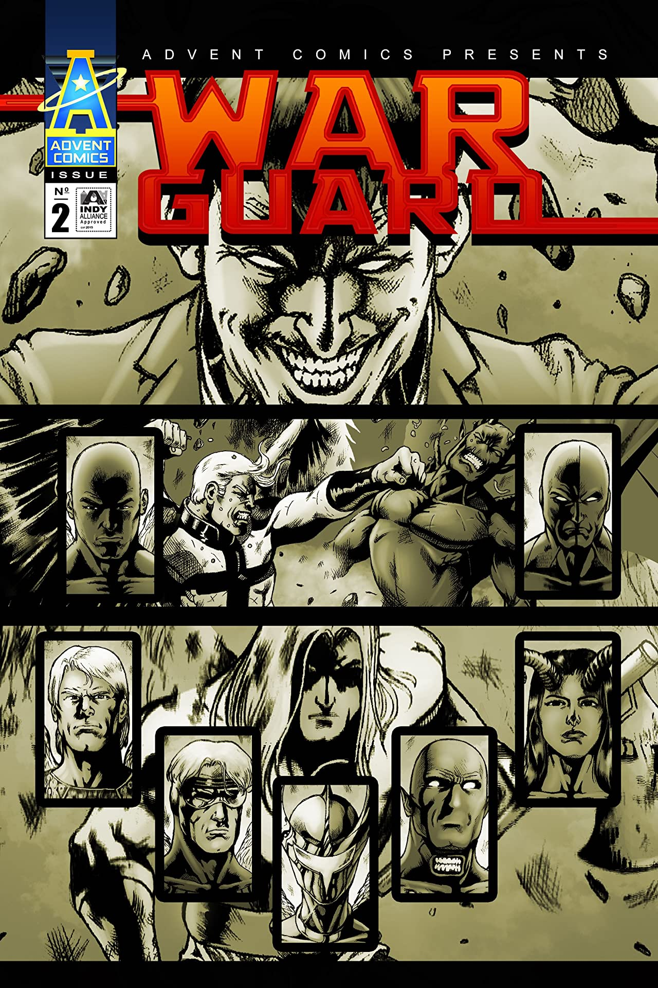 The War Guard #2