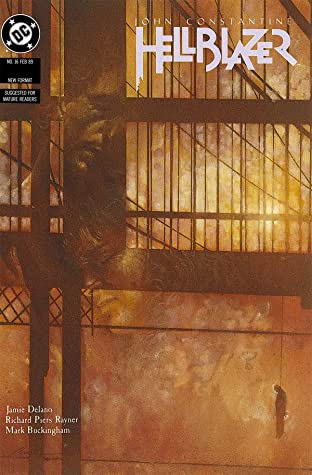 Hellblazer No.16