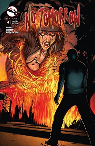 Grimm Fairy Tales: No Tomorrow #4 (of 5)