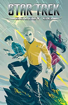 Star Trek: Boldly Go Tome 1