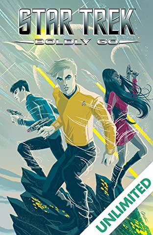 Star Trek: Boldly Go Vol. 1