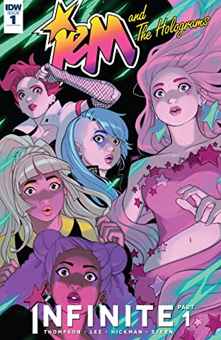 Jem and the Holograms: Infinite #1