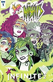 Jem and the Holograms: The Misfits: Infinite #1