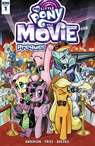 My Little Pony: The Movie Prequel #1