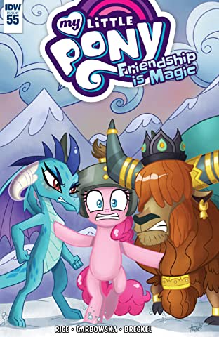 My Little Pony: Friendship is Magic #55