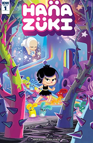 Hanazuki: Full of Treasures #1