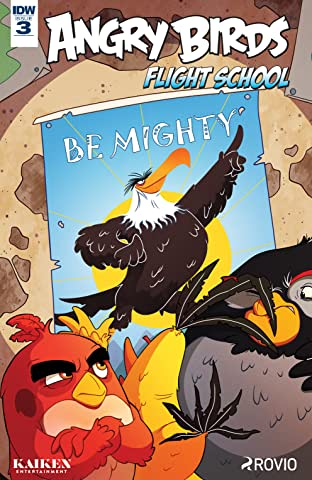 Angry Birds: Flight School No.3