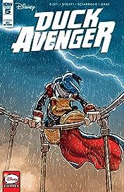 Duck Avenger #5