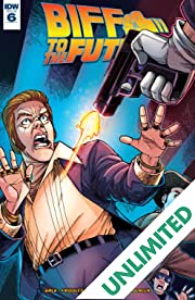 Back to the Future: Biff to the Future #6 (of 6)