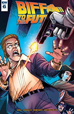 Back to the Future: Biff to the Future No.6 (sur 6)