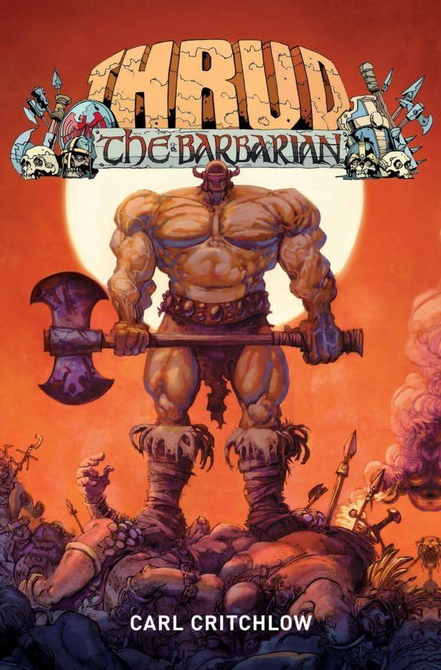 Thrud the Barbarian