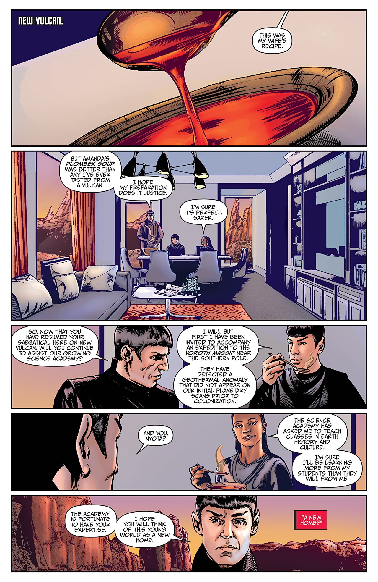 Star Trek: Boldly Go #9