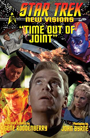 Star Trek: New Visions No.16: Time Out of Joint