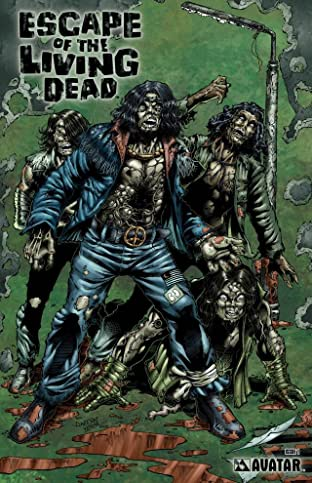 Escape of the Living Dead No.1