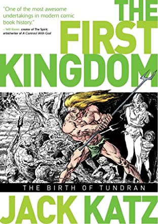 The First Kingdom Vol. 1: The Birth of Tundran