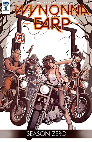 Wynonna Earp: Season Zero #1 (of 5)