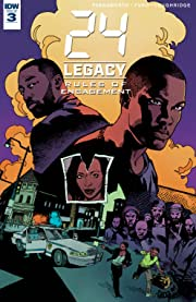 24: Legacy - Rules of Engagement #3 (of 5)