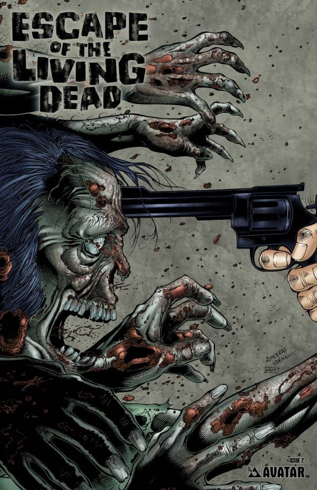 Escape of the Living Dead #2