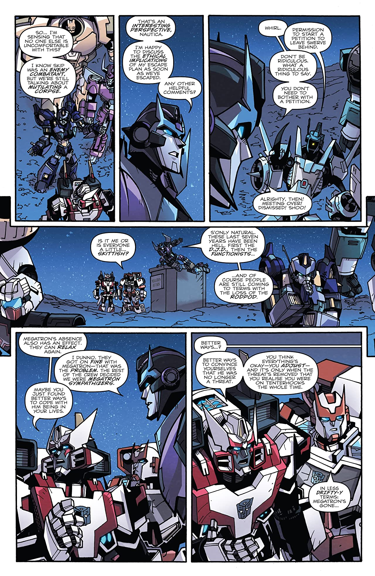 Transformers: Lost Light #7