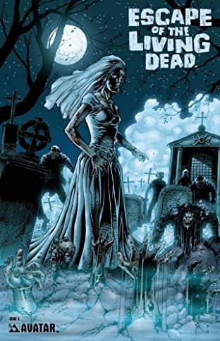Escape of the Living Dead No.3