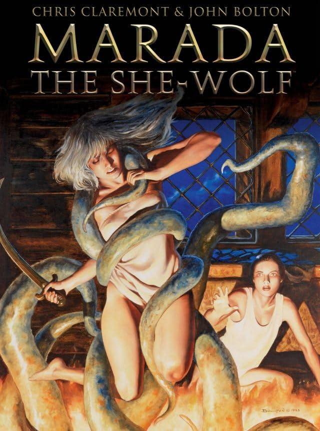Marada the She-Wolf