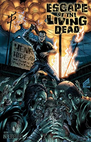 Escape of the Living Dead No.4