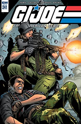 G.I. Joe: A Real American Hero No.241