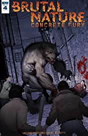 Brutal Nature: Concrete Fury #4 (of 5)