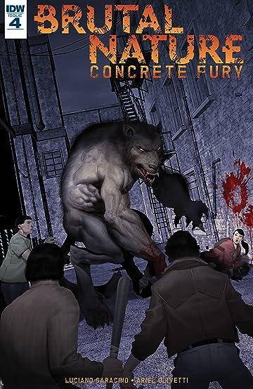 Brutal Nature: Concrete Fury #4 (of 5)