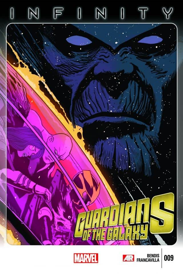 Guardians of the Galaxy (2013-) #9