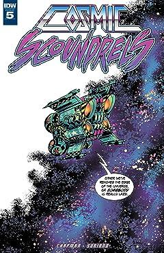 Cosmic Scoundrels #5 (of 5)
